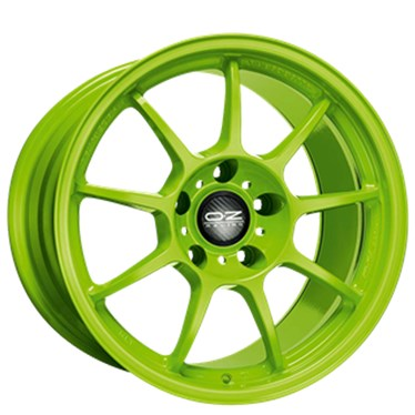 8X18 OZ Alleggerita HLT 5F Acid Green 5-100 48 68