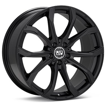 8X18 MSW MSW 48 Matt Black 5-120 45 65.1
