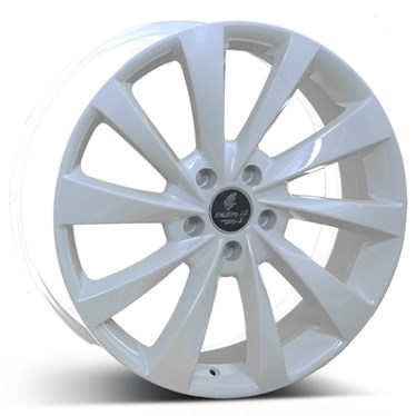 8,5X19 PH Edition II Turbin White 5-114 40 67.1