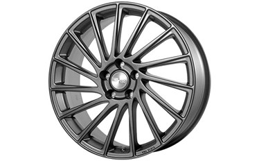 7X17 Brock B39 Himalaya Grey Matt ( 4-108 38 63.4