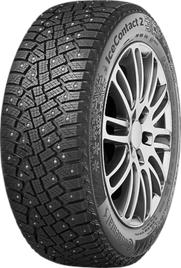 245/45R17 99T Continental IceContact 2 XL