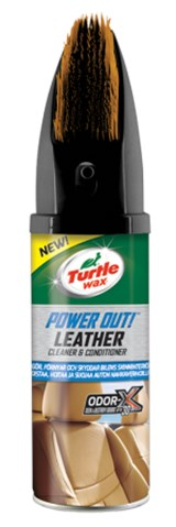 TW POWER OUT LEATHER 400ML