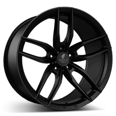 8X18 PH Edition II Avia Matt Black 5-114 45 67.1